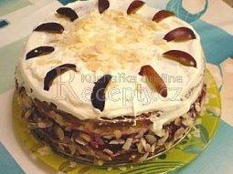 Královský švestkový dort
