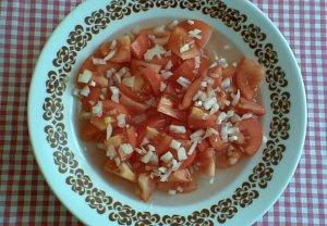 Rajčatový salát III.
