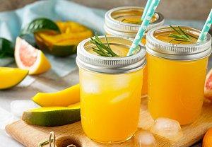 Mangová limonáda