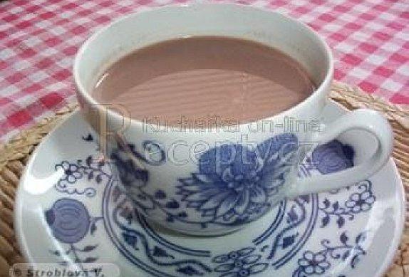 Velmi jednoduchá a extrémně dobrá horká čokoláda photo-0