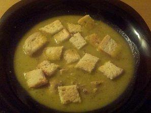 Cuketový krém (polévka)