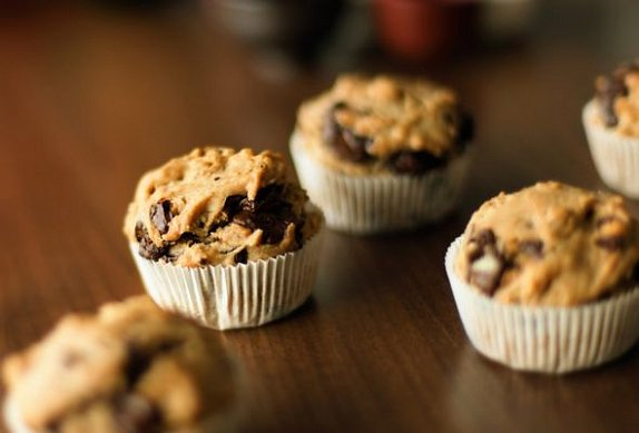 Nutellové muffiny