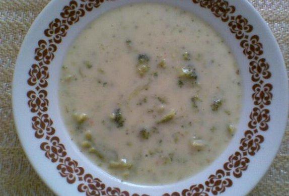 Brokolicová polévka photo-0