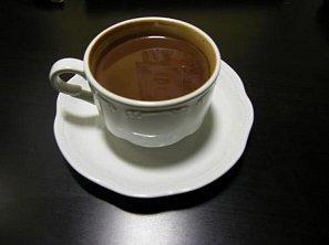 Nejlepší horká čokoláda II. - méně sladká verze při nedostatku čokolády!