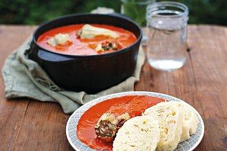 Recept na rajskou omáčku či rajčatovou omáčku – postup přípravy, suroviny a více variant receptu