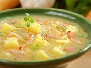 Zelná polévka IV.