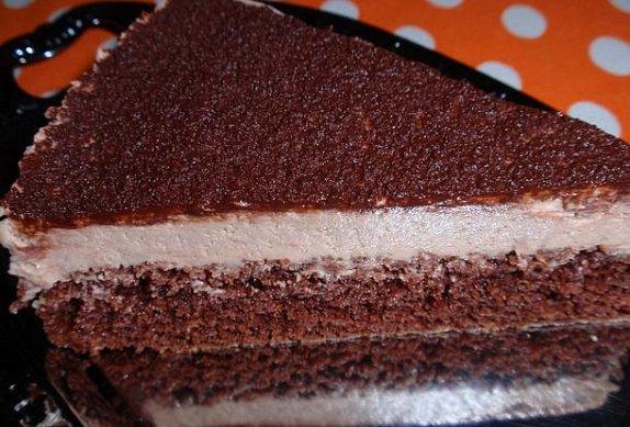 Dort s čokoládovým krémem photo-0