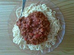 Výborná omáčka na špagetky