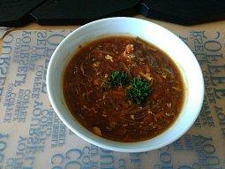 Pikantní sladkokyselá polévka na Pekingský způsob