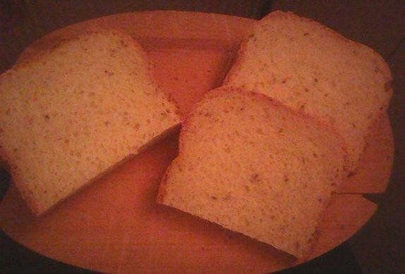 Česnekový chléb z pekárny photo-0