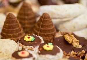 Vánoční cukroví-Vosí hnízda