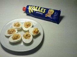 Kaviárová vajíčka