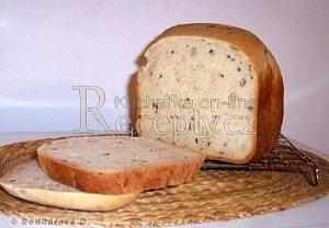 Škvarkový chléb