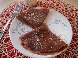 Kakaové palačinky