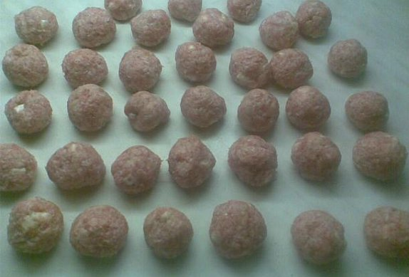 Hermelínové kuličky