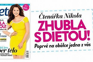 "Nikola Suchánková: Soutěž časopisu Dieta ""Hubneme do plavek"" mi změnila celý život!"