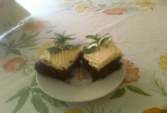 Božský mrkvový koláč