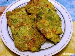 Brokolicové karbanátky II