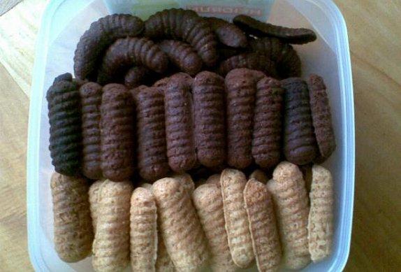 Doutníčky-kakaové