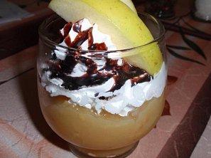 Jablečný (hruškový) pohár