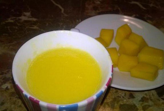 Mangový krém photo-0