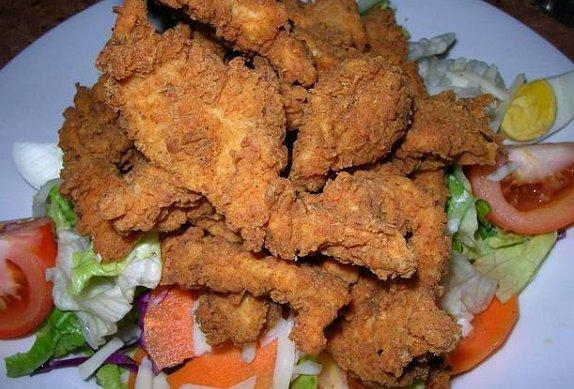 Americké KFC kuře photo-0