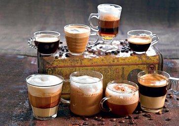 Kávové nápoje pro zahřátí i potěšení
