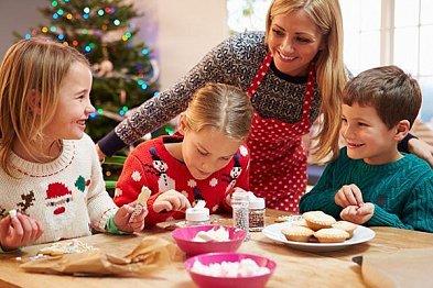 Jednoduchý recept na společné Vánoce