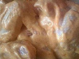 Jogurtová marináda na kuře