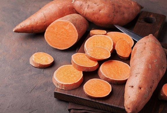 Gratinované brambory a batáty