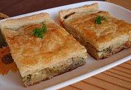 Slaný koláč (nejen) s brokolicí
