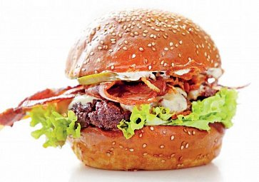 Poctivý hamburger krok za krokem