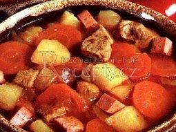 Katalánská polévka