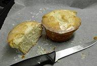 Ricottový piškotový dortík (Ricotta poundcake)