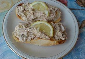 Toast andaluského rybáře