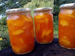 Broskvovo-meruňková marmeláda
