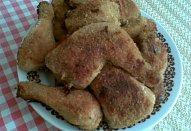 Kari kuře v trojobalu