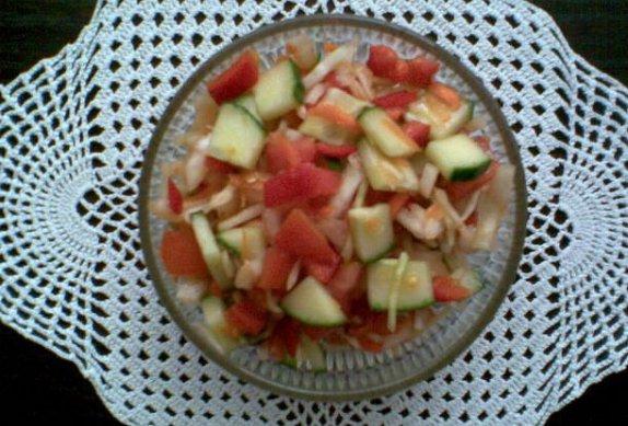 Zeleninovo-zelný mix