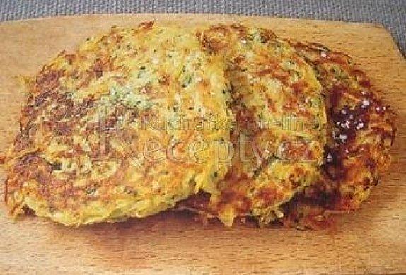 Zeleninové placičky II.