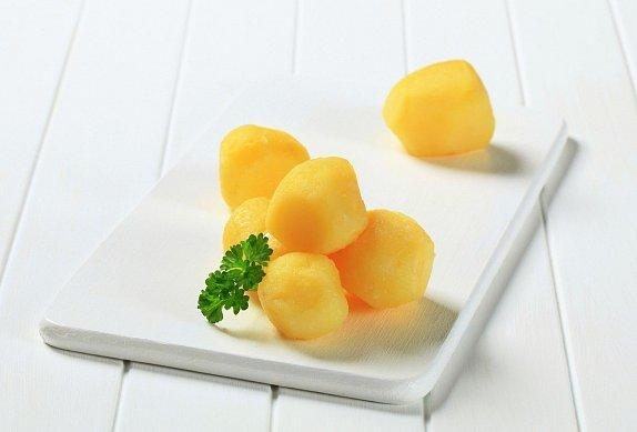 Sedlácké brambory s bryndzou a slaninou