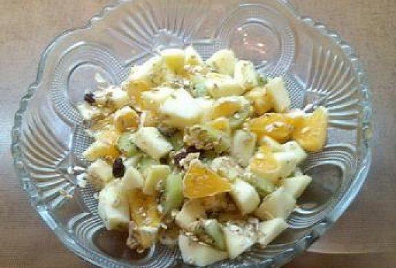 Vitamínový ovocný salát photo-0