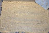 Dvoubarevné margot řezy - píchané