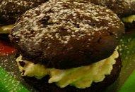 Čokoládovodýňové koláčky