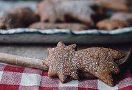 Zázvorové špaldové sušenky