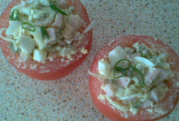 Rajčata z trouby