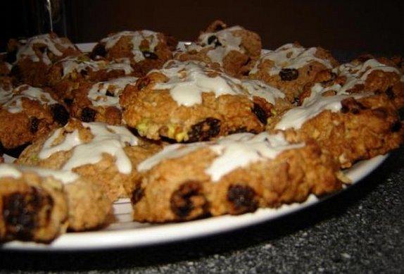 Cuketové sušenky
