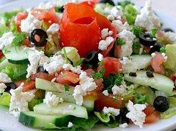 Řecký salát a la ENKI