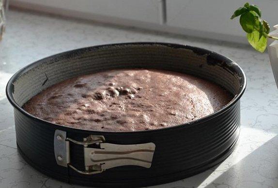 Pohádkový čokoládový dort