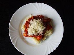 Chanso omáčka na špagety