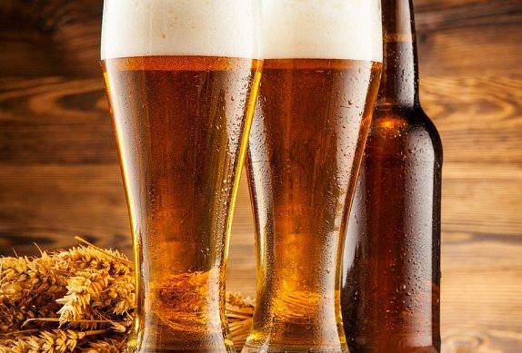 Pivní marinované špízy